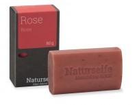 Naturseife 80 g, Rose