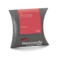 Naturseife 25 g, Rose