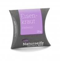 Naturseife, 25 g, Eisenkraut