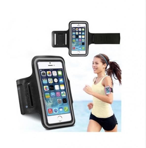 Laufarmband für I Phone 6 S Farbe Grau
