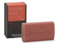 Naturseife 80 g, Sandelholz