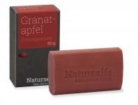 Naturseife 80 g, Granatapfel