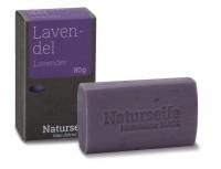 Naturseife 80 g, Lavendel