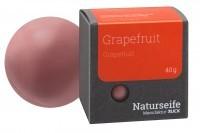 Naturseife Kugelförmig 40 g, Grapefruit