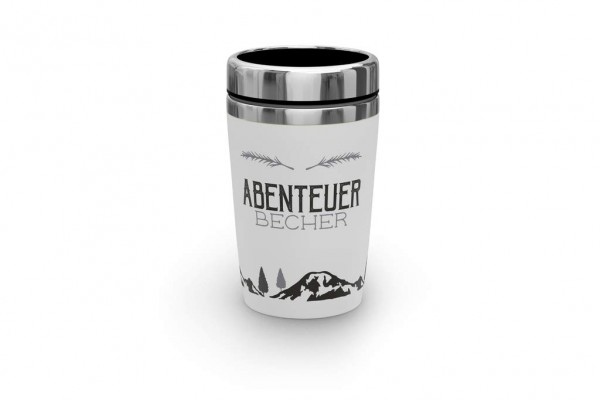Thermobecher to go Abenteuer